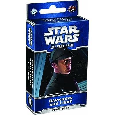 Star Wars LCG: Darkness and Light: Fantasy Flight Games: Toys & Games