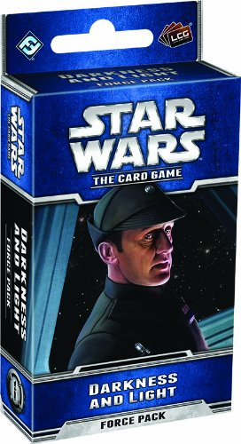 Star Wars LCG: Darkness and Light (Star Wars The Card Game)