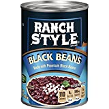 Ranch Style Black Beans, 15 oz