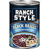 Ranch Style Black Beans, 15 Ounce