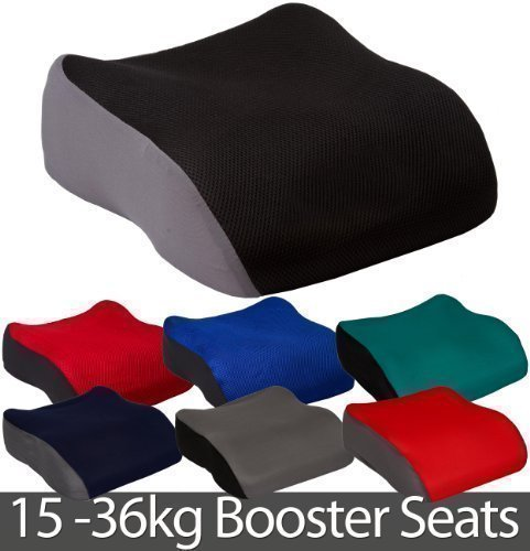 All Ride Booster Seat - Dark Blue BabyCentre