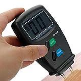 Digital 4 Steel Pin LCD Detector 5%-40% Wood Water Moisture Humidity Meter Garden Damp Testing Tools - Garden Tools - Garden Testing Tools