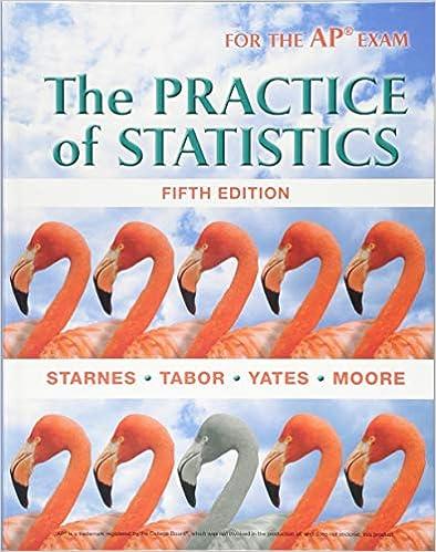 The Practice Of Statistics 9781464108730