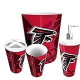 Atlanta Falcons 5 Piece Bathroom Set