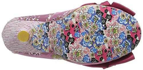 Uregelmæssig Valg Dame Ascot Pumps Pink (lyserød Multi) Am52m