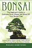 Bonsai: The Beginner's Guide to Cultivate