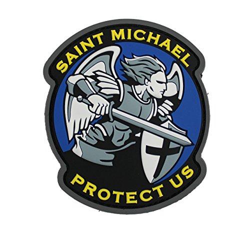 Milspec Monkey (Saint Michael Modern PVC Patch)