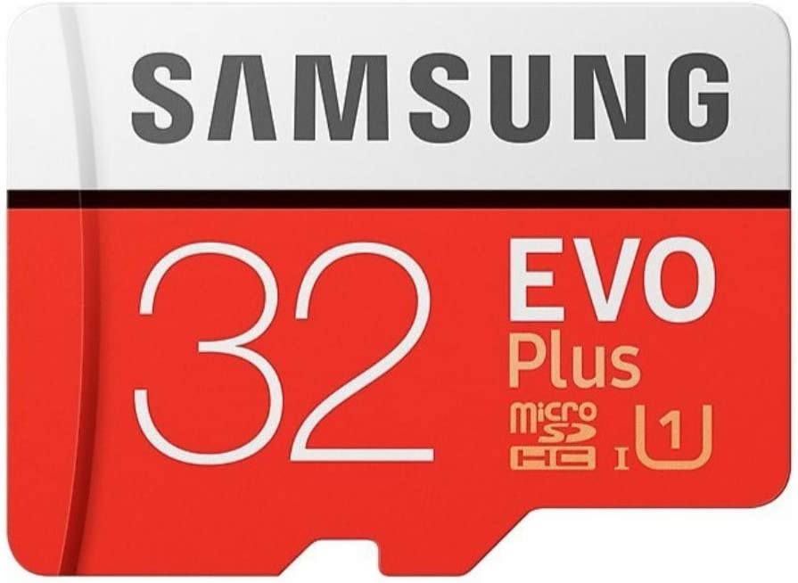 Samsung Evo+ 32 GB MicroSD