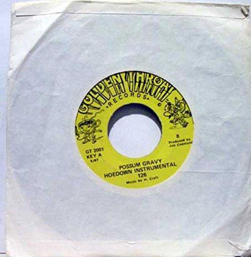 (H. CRAFT POSSUM GRAVY / LAVERNE 45 rpm single )