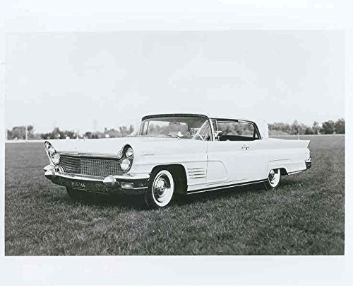 1960 Lincoln Continental Coupe Factory Photograph