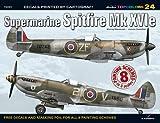 Supermarine Spitfire MK XVIe (Mini Topcolors)