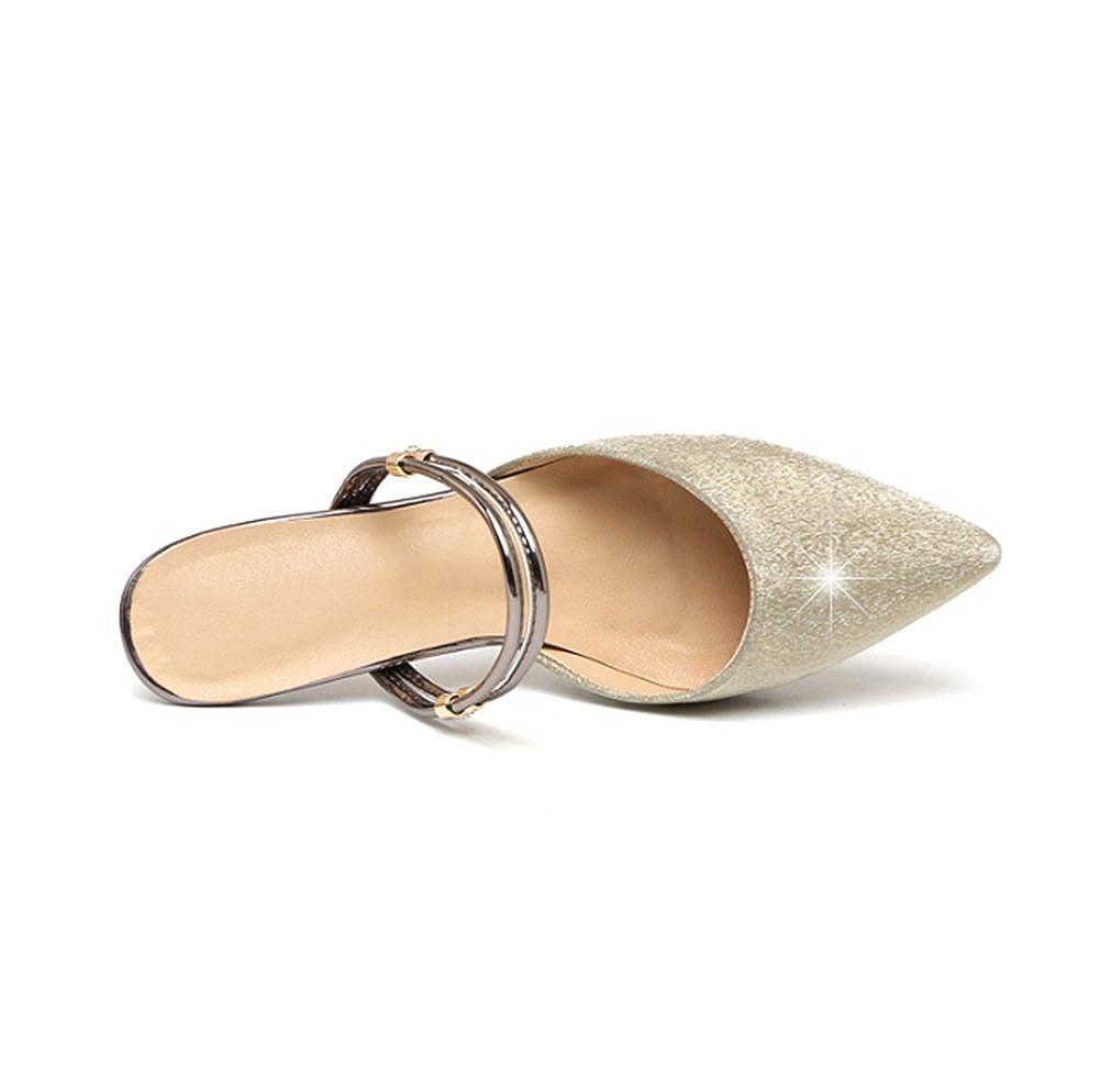 Liuhoue und Frauen Die Sandalen Wies, Sommermode Hochhackigen Sandalen und Liuhoue Hausschuhe b7055e