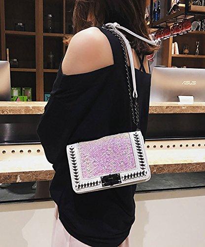 Shoppers Piszkosfehér bolsos clutches y Bolsos y mano bandolera Carteras hombro de Mujer de 7xqdEfwA7
