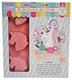 ultimate baking - Handstand Kitchen Rainbows and Unicorns 15-piece Ultimate Baking Party Kit with Recipes for Kids