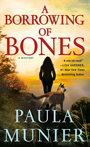 A Borrowing of Bones: A Mystery (Mercy and Elvis Mysteries Book 1) by [Munier, Paula]