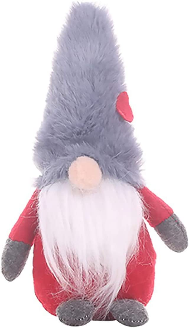 Amazon.com: WAATSTORE Christmas Decorations Home Decor Doll-Merry Christmas Long Hat Swedish Santa Gnome Plush Doll Ornaments Handmade Elf Toy Holiday Home Party Decor New Year Gifts (1): Home & Kitchen