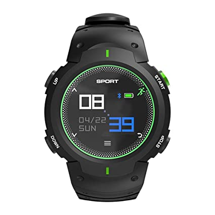 Amazon.com: NOBIE Fitness Watch Multiple Sports Modes 1.0TFE ...