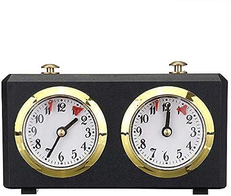 xiegons0 Digital Ajedrez Reloj, Profesional Juego Temporizador Go ...