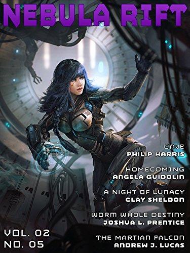 Nebula Rift Vol. 02 No. 05 by [L. Prentice, Joshua, J. Lucas, Andrew, Harris, Philip, Guidolin, Angela, Sheldon, Clay]