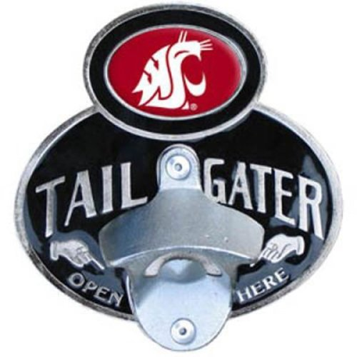 - Washington State Cougars Tailgater Hitch Cover W/bottle Opener