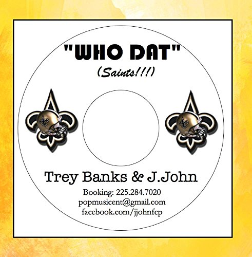 Price comparison product image Who Dat (New Orleans Saints Theme Song)