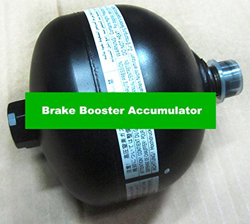 2004 Booster (GOWE ABS Brake Booster Master Cylinder Pump Accumulator For Mitsubishi Pajero Montero 3 III 2002-2006 MR977223 4630A011)