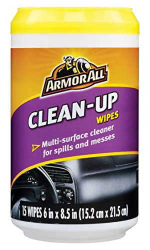 Armor All 17216B Clean-Up Wipes
