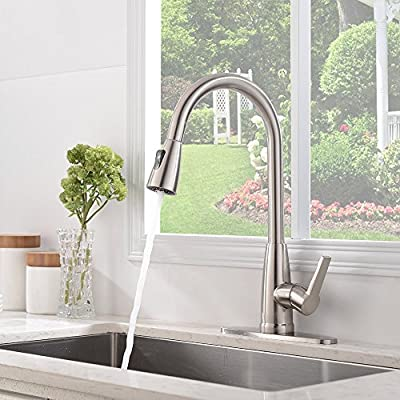 Kitchen Faucet-19HIGH