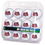 LinksWalker NCAA Arkansas State Red Wolves - Dozen Golf Balls