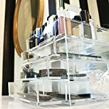 Boxy Girl Four Stack Acrylic Organizer Without Lid
