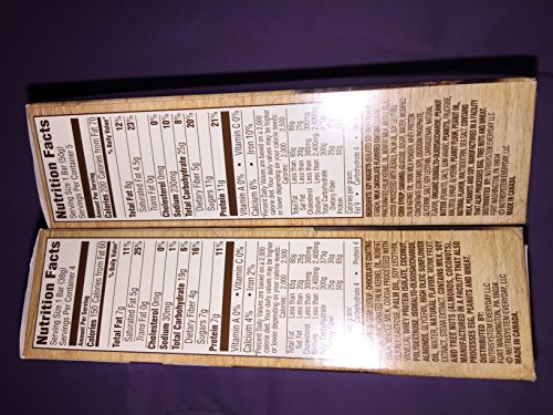 Nutrisystem Bars ( 5 chocolate peanut butter bars and 4 Coconut almond bars)