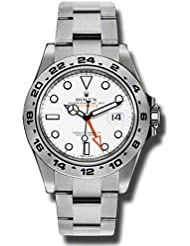 NEW Rolex Explorer II Stainless Steel Mens watch 216570 W