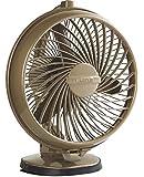 Luminous Buddy 230mm 55-Watt High Speed Personal Fan (Olive Champagne)