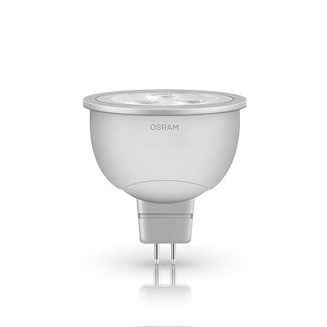 OSRAM - Bombilla LED reflectora, 5.9W=35, GU5.3, luz