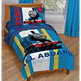 Thomas & Friends 4-Piece Toddler Bed Set by Thomas & Friends