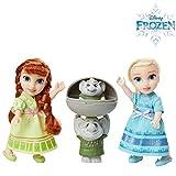 Frozen Petite Anna & Elsa with Surprise Trolls
