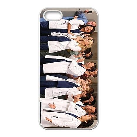 Individuell grau Anatomie Custom Case Cover Skin Shield für iPhone 5 ...