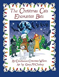 The Christmas Cats Encounter Bats (Volume 3)