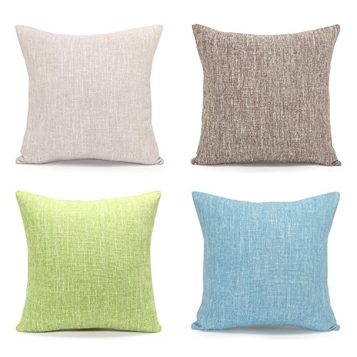 Large Throw Pillow Size : Acanva Decorative Accent Throw Pillow Cushion, with Pillowcase Cover Sham & Insert Filling ...
