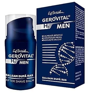 Amazon.com: gerovital H3 hombre después del afeitado bálsamo ...