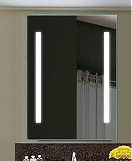 Amazoncom LED Backlit Mirror Home Kitchen