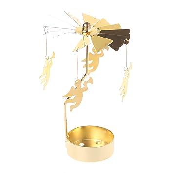 Fesselnd Xurgm Engel Metall Gold Kerzenhalter Für Kegel Kerzen Eisen Dünne Metall  Moderne Tisch Dekorative Herzstück Elegante