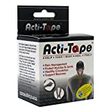 Acti-Tape - Nutriworks Kinesiolg Black, Black 2.6 oz (Pack of 3) by NUTRIWORKS