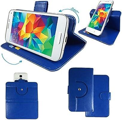 Samsung Galaxy A9 Pro Smartphone Funda/Funda Con 360 ° giratorio y ...