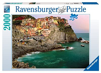 Ravensburger Cinque Terre Italy - 2000 Piece Puzzle from Ravensburger
