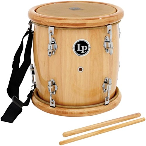 Latin Percussion LP271-WD Tamboras Natural Finish by Latin Percussion