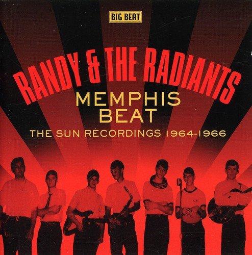 CD : Randy & the Radiants - Memphis Beat: The Sun Recordings 1964-1966 (United Kingdom - Import)