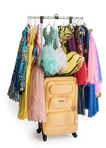 The Dance Angel Suitcase Carry-On Orange/Yellow