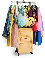 The Dance Angel Suitcase Carry-On Orange/Yellow Dare to Dreamsicle