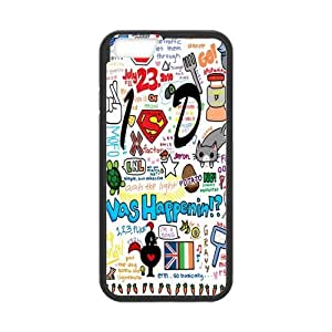iPhone 6 Protective Case - One Direction Hardshell Cell Phone Cover Case for New iPhone 6 by mcsharks